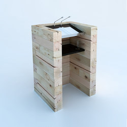 CRAFTWAND® - lectern design | Réhausse pupitre | Craftwand