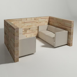 CRAFTWAND® - privacy area design | Sistemi architettonici | Craftwand
