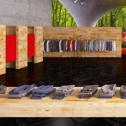 CRAFTWAND® - shop systems design | Systèmes architecturaux | Craftwand