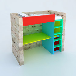 CRAFTWAND® - cabin bed design | Camas de niños / Literas | Craftwand