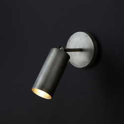 Cylinder Sconce | Wall-mounted spotlights | Apparatus
