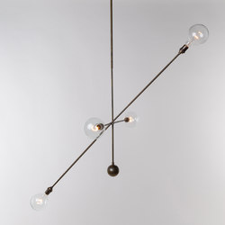 Highwire Large | Suspended lights | Apparatus