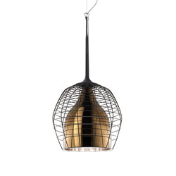 Cage suspension small | Suspended lights | Diesel with Foscarini
