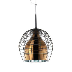 Cage suspension large | Éclairage général | Diesel by Foscarini