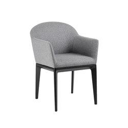 Vitória Chair | Sedie visitatori | Neue Wiener Werkstätte