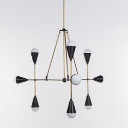 Triad 9 | Lámparas de suspensión | Apparatus
