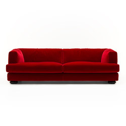 Le Pence | 2-seater sofa | Sofás lounge | Mussi Italy
