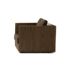 Sofa So Wood | armchair | Sillones lounge | Mussi Italy