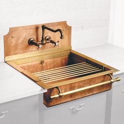 Board | Fregaderos de cocina | Officine Gullo