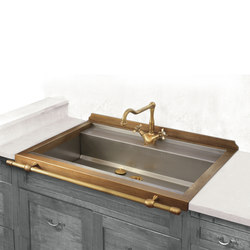 Built-in Sink | Küchenspülbecken | Officine Gullo