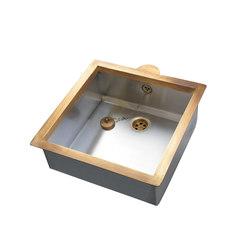 Built-in Sink | Fregaderos de cocina | Officine Gullo