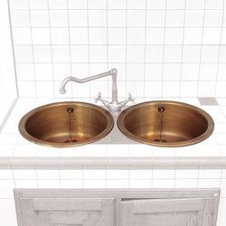 Round Bowl | Kitchen sinks | Officine Gullo