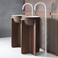 Controstampo freestanding | Lavabos | Falper