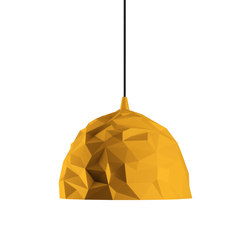 Rock suspension gold | General lighting | Diesel by Foscarini