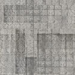 Avenue broccato | Carta da parati / carta da parati | Inkiostro Bianco