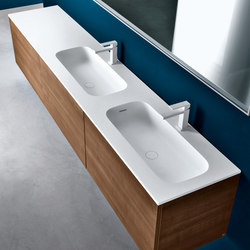 Round double H1,5 | Wash basins | Falper