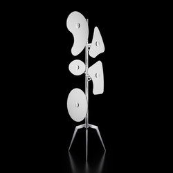 Orbital floor | Free-standing lights | Foscarini