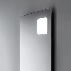 Mirrors with OLED lighting | Wandspiegel | Falper
