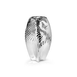 Zaha Hadid – Vase Loa | Vasen | Wiener Silber Manufactur