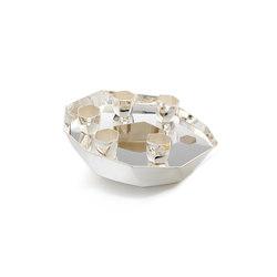 Thomas Bastide – Ikra Ice Dish | Bowls | Wiener Silber Manufactur