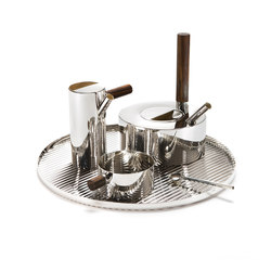 Tomás Alonso – Tea Set | Dining-table accessories | Wiener Silber Manufactur