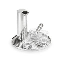 Tomás Alonso – Bar Set | Services de table | Wiener Silber Manufactur
