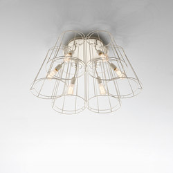 Florinda Desnuda | Lampade plafoniere | MODO luce