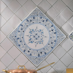 "Decorated Panel ""Rombi"" 