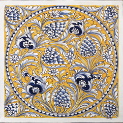 Decorated Tiles | Keramik Fliesen | Officine Gullo