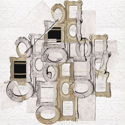 Dorian G. | Wall art / Murals | Inkiostro Bianco