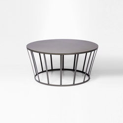 Hollo | coffee table | Tavoli bassi da giardino | Petite Friture