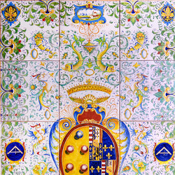 "Decorated Panel ""Arazzo Mediceo"" 