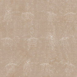 Paralume | Wallcoverings | Inkiostro Bianco