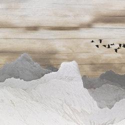 Peaks | Wandbilder / Kunst | Inkiostro Bianco