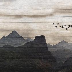 Peaks | Wall art / Murals | Inkiostro Bianco
