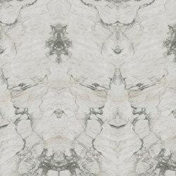 Stoneflower | Carta parati / tappezzeria | Inkiostro Bianco