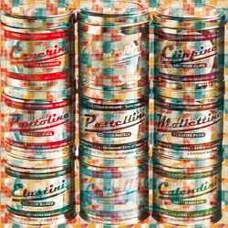 Tin can | Wall coverings / wallpapers | Inkiostro Bianco