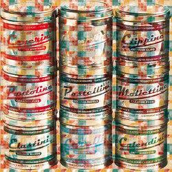 Tin Can | Revestimientos de paredes / papeles pintados | Inkiostro Bianco