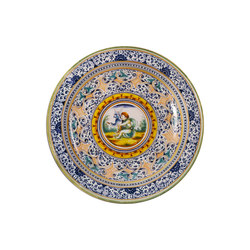 Decorated Plates | Services de table | Officine Gullo