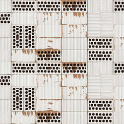 White raw | Wall coverings / wallpapers | Inkiostro Bianco