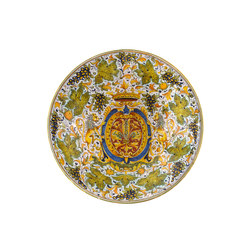 Decorated Plates | Dinnerware | Officine Gullo