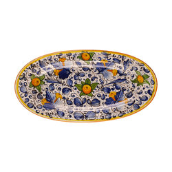 Decorated Plates | Vaisselle | Officine Gullo