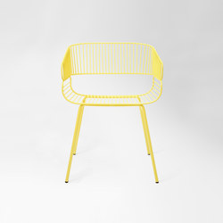 Trame | Restaurant chairs | Petite Friture