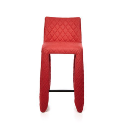 monster bar stool low divina melange | Barhocker | moooi