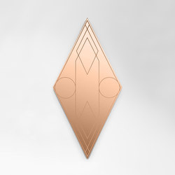 Mask rhombus | Mirrors | Petite Friture
