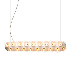 Prop Light Double Horizontal | Suspensions | moooi