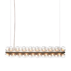 Prop Light Double | Suspensions | moooi