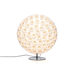 Prop Light Round Floor | Free-standing lights | moooi