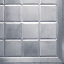 Backplate | Metal wall tiles | Officine Gullo
