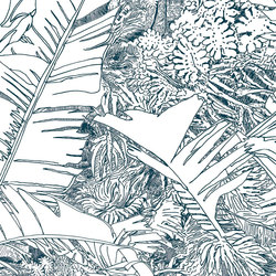 Jungle Ink | Wallcoverings | Petite Friture
